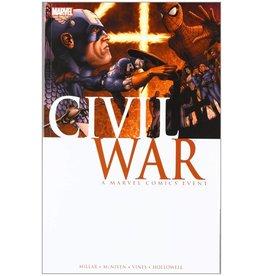 HACHETTE BOOK GROUP CIVIL WAR PB MARVEL