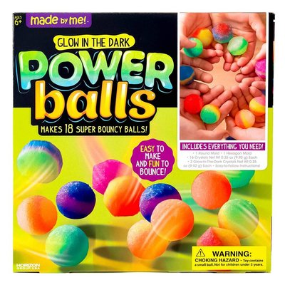 HORIZON POWER BALLS GLOW IN DARK