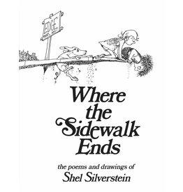 HARPERCOLLINS PUBLISHING WHERE THE SIDEWALK ENDS HB SILVERSTEIN
