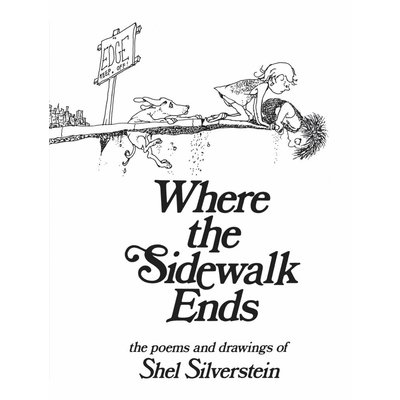 HARPERCOLLINS PUBLISHING WHERE THE SIDEWALK ENDS