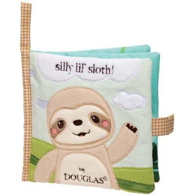 DOUGLAS COMPANY INC SILLY LIL' SLOTH! SOFT ACTIVITY BOOK