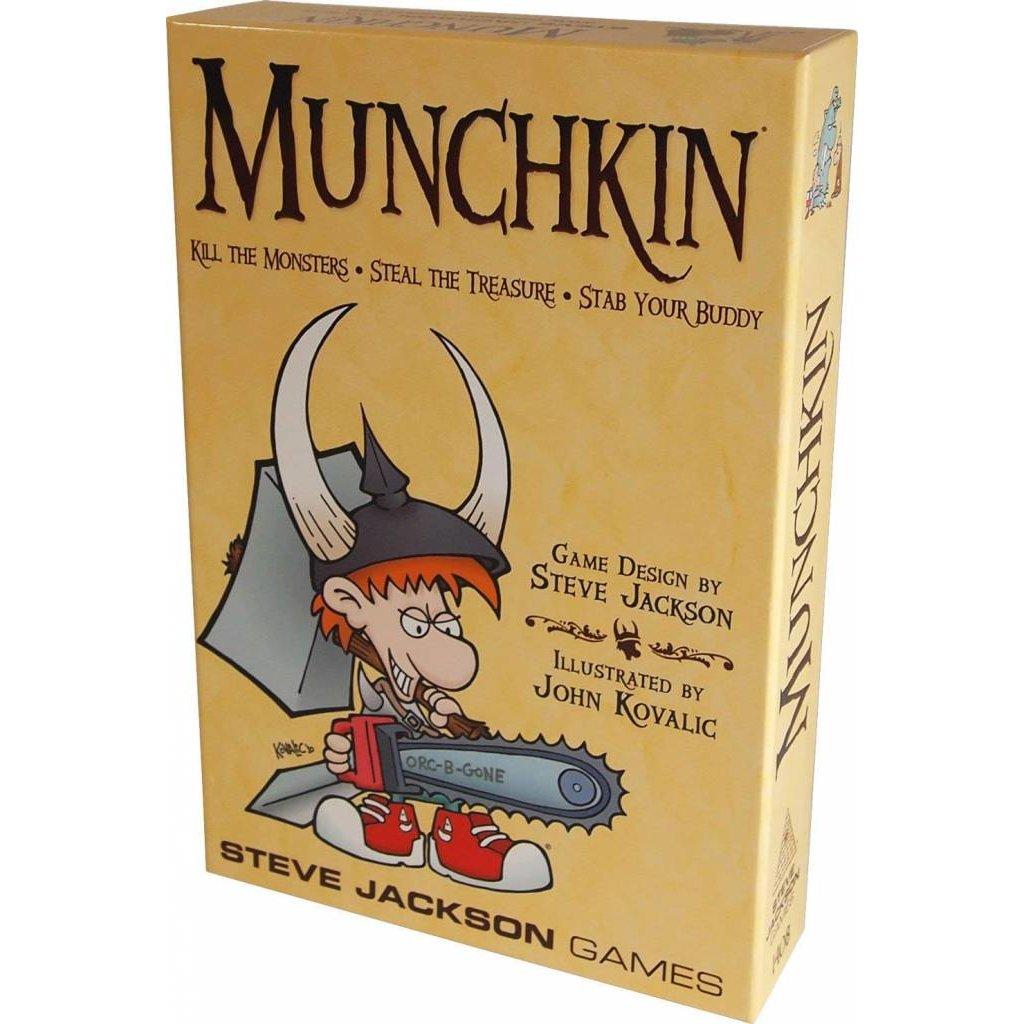 ALLIANCE GAMES MUNCHKIN