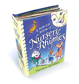 SIMON AND SCHUSTER NURSERY RHYMES POP UP HB REINHART