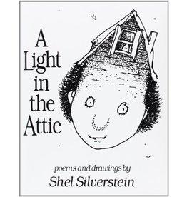 HARPERCOLLINS PUBLISHING A LIGHT IN THE ATTIC