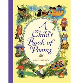 STERLING PUBLISHING CHILD'S BOOK OF POEMS HB FUJIKAWA