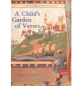 CHRONICLE PUBLISHING A CHILD'S GARDEN OF VERSES