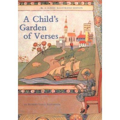 CHRONICLE PUBLISHING CHILD'S GARDEN OF VERSES HB STEVENSON