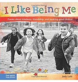 FREE SPIRIT PUBLISHING I LIKE BEING ME PB LALLI