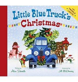 HOUGHTON MIFFLIN LITTLE BLUE TRUCK'S CHRISTMAS BB SCHERTLE