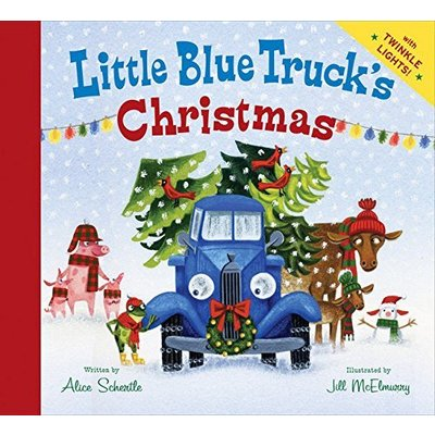 HOUGHTON MIFFLIN LITTLE BLUE TRUCK'S CHRISTMAS