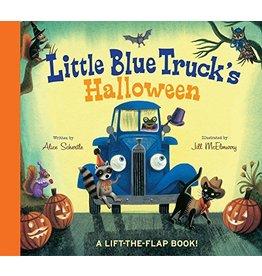 HOUGHTON MIFFLIN LITTLE BLUE TRUCK'S HALLOWEEN BB SCHERTLE