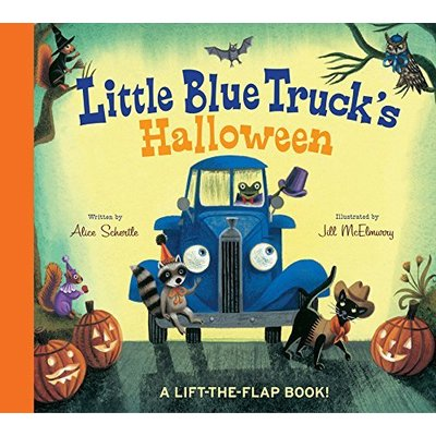 HOUGHTON MIFFLIN LITTLE BLUE TRUCK'S HALLOWEEN