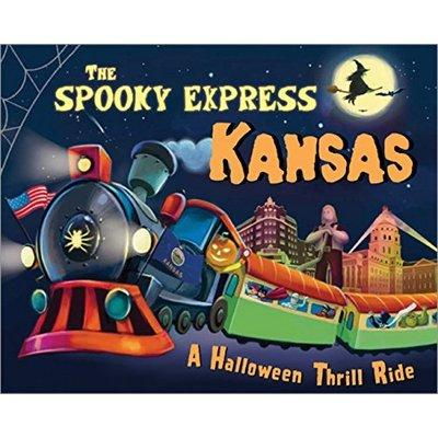 SOURCEBOOKS SPOOKY EXPRESS KANSAS HB JAMES