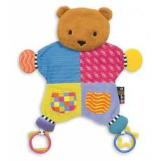 KIDS PREFERRED BLANKET TEETHER BEAR**