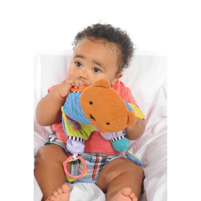KIDS PREFERRED BLANKET TEETHER BEAR