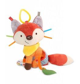 SKIP HOP FOX BANDANA BUDDIES ACTIVITY TOY