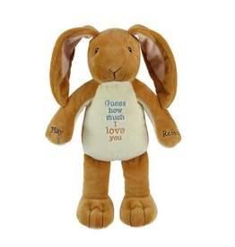 KIDS PREFERRED GUESS HOW MUCH I LOVE YOU RECORDABLE PLUSH