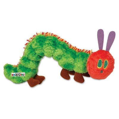 KIDS PREFERRED VERY HUNGRY CATERPILLAR PLUSH