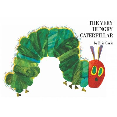 PENGUIN VERY HUNGRY CATERPILLAR HB CARLE