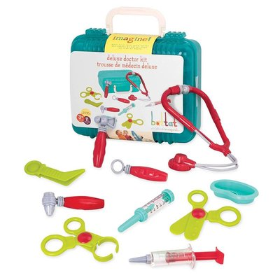 BATTAT / TGTG IMPORT DELUXE DOCTOR KIT
