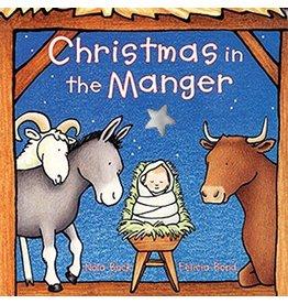 HARPERCOLLINS PUBLISHING CHRISTMAS IN THE MANGER BB BUCK