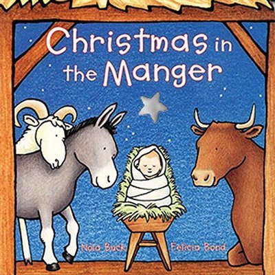 HARPERCOLLINS PUBLISHING CHRISTMAS IN THE MANGER