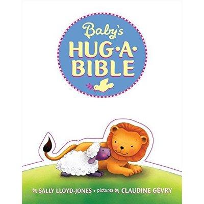 HARPERCOLLINS PUBLISHING BABY'S HUG-A-BIBLE