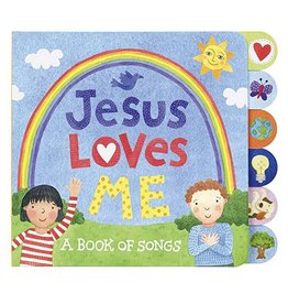 JESUS LOVES ME BB GIBBY & LIBBY