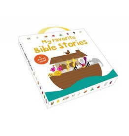 MACMILLIAN MY FAVORITE BIBLE STORIES BOX SET PB PRIDDY