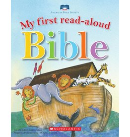SCHOLASTIC MY FIRST READ ALOUD BIBLE HB BOSHOFF