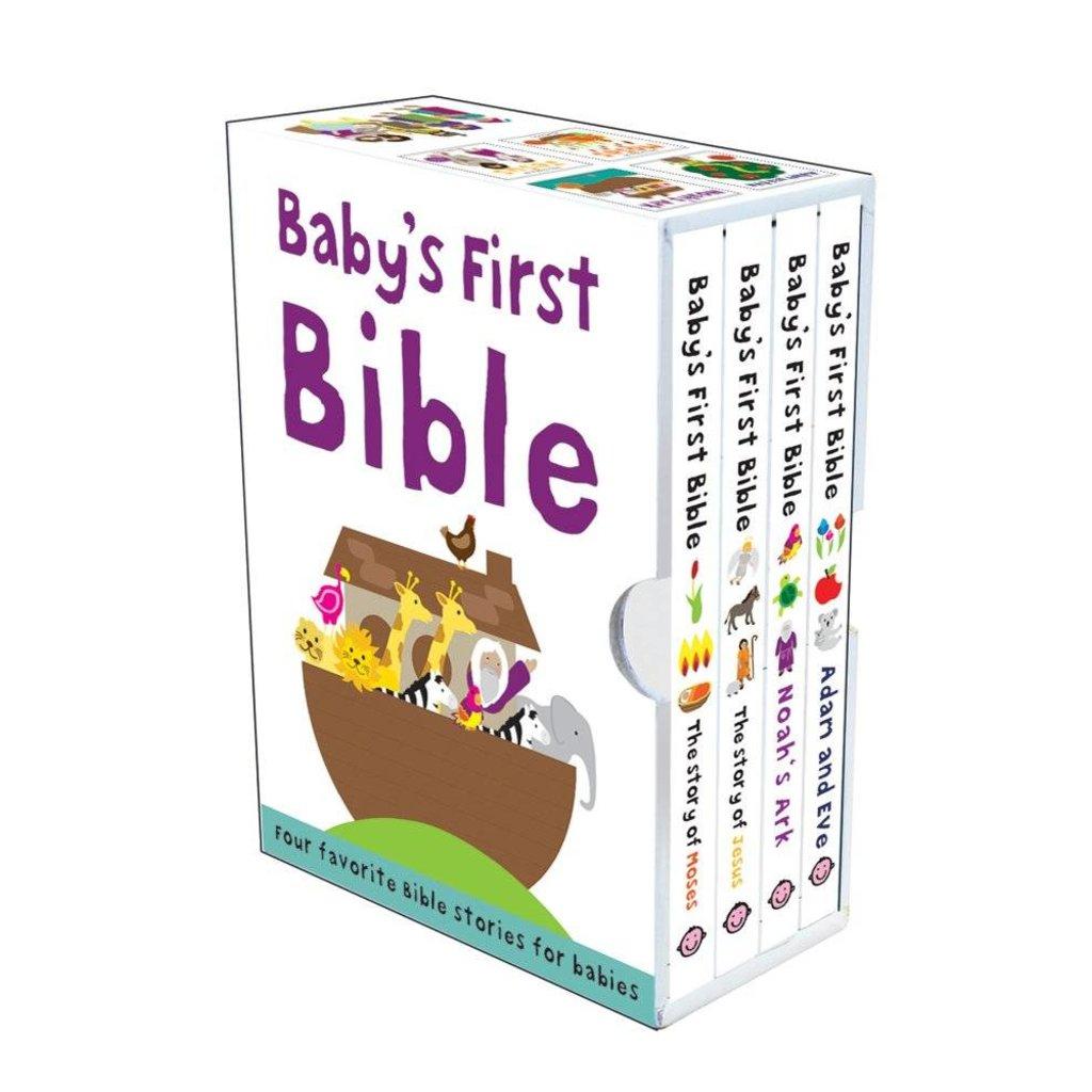 MACMILLIAN BABY'S FIRST BIBLE (BB)