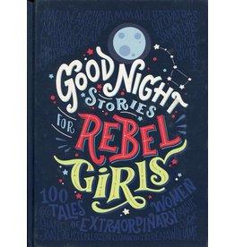 GOOD NIGHT STORIES FOR REBEL GIRLS HB FAVILLI
