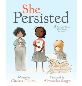 PENGUIN SHE PERSISTED HB CLINTON