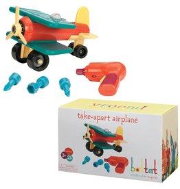 BATTAT / TGTG IMPORT TAKE APART AIRPLANE