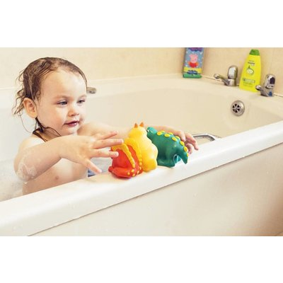 BATTAT / TGTG IMPORT DINOSAUR BATH BUDDIES