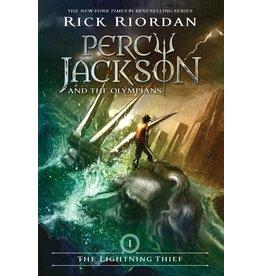 HACHETTE BOOK GROUP PERCY JACKSON OLYMPIANS 1 LIGHTNING THIEF PB RIORDAN