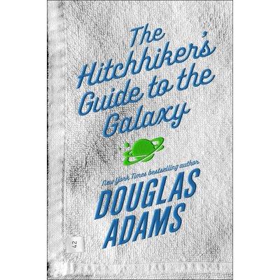 RANDOM HOUSE HITCHHIKER'S GUIDE TO THE GALAXY PB ADAMS