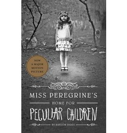 RANDOM HOUSE MISS PEREGRINE'S HOME FOR PECULIAR CHILDREN PB RIGGS