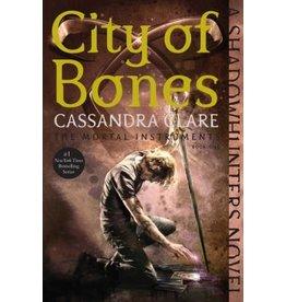 SIMON AND SCHUSTER MORTAL INSTRUMENTS: CITY OF BONES PB CLARE