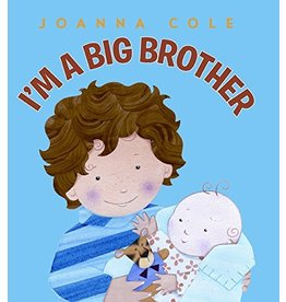 HARPERCOLLINS PUBLISHING I'M A BIG BROTHER HB COLE