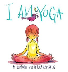 ABRAMS BOOKS I AM YOGA HB VERDE