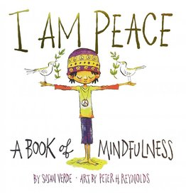 ABRAMS BOOKS I AM PEACE BOOK OF MINDFULNESS HB VERDE
