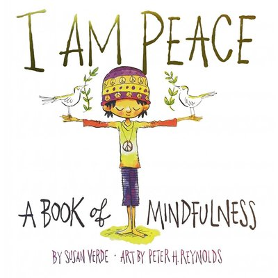 ABRAMS BOOKS I AM PEACE