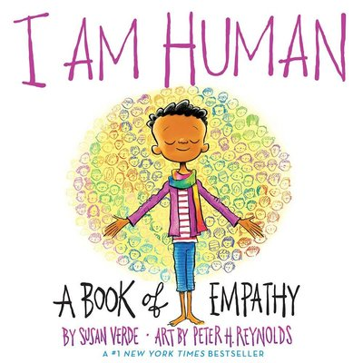 ABRAMS BOOKS I AM HUMAN HB VERDE