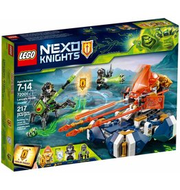 LEGO LANCE'S HOVER JOUSTER
