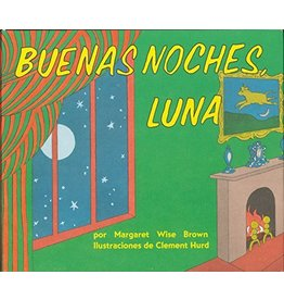 HARPERCOLLINS PUBLISHING GOODNIGHT MOON (SPANISH) BB BROWN