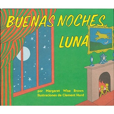 HARPERCOLLINS PUBLISHING GOODNIGHT MOON (SPANISH) BB BROWN