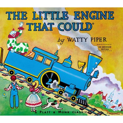 PENGUIN LITTLE ENGINE THAT COULD BB PIPER