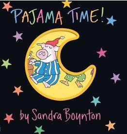WORKMAN PUBLISHING PAJAMA TIME BB BOYNTON