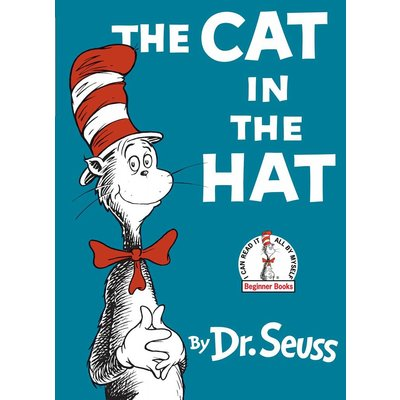RANDOM HOUSE THE CAT IN THE HAT